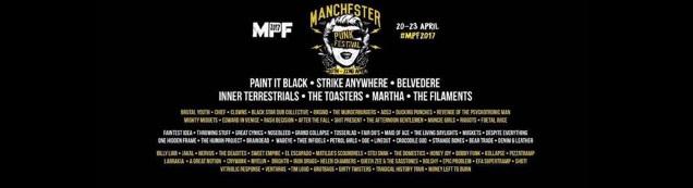 Manchester punk fest