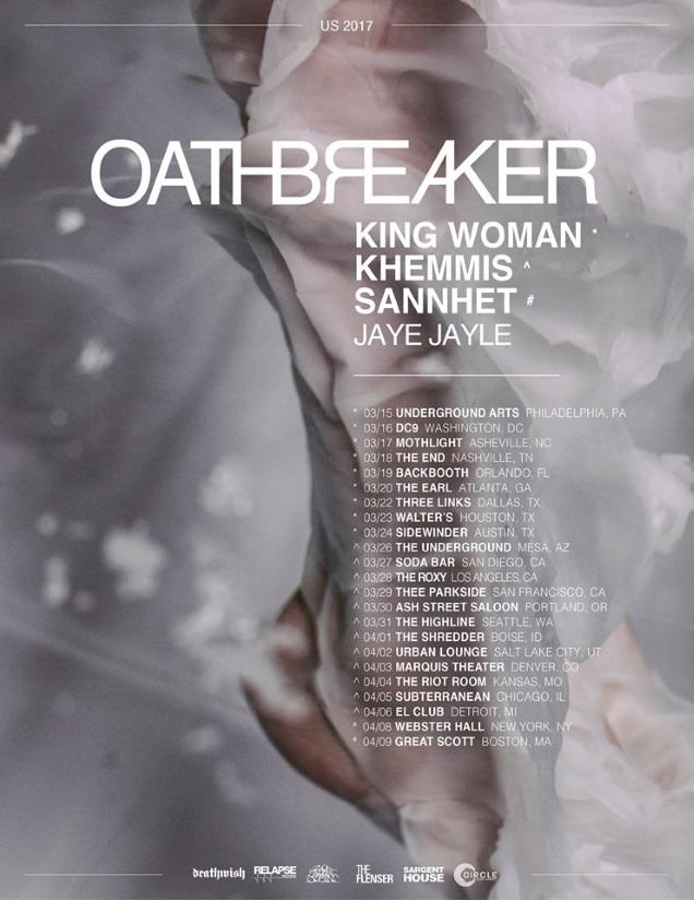 OATHBREAKER live