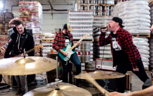 """Boomerang"" – gritty punk rockers SUPPORTIVE PARENTS bounc back with a sick new record and music video!"