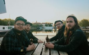 FIGHTS AND FIRES touring Europe this Summer, new track streaming