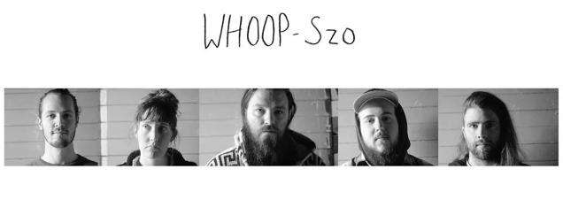 WHOOP SZO band!