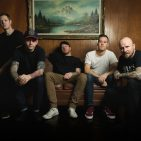 COMEBACK KID band