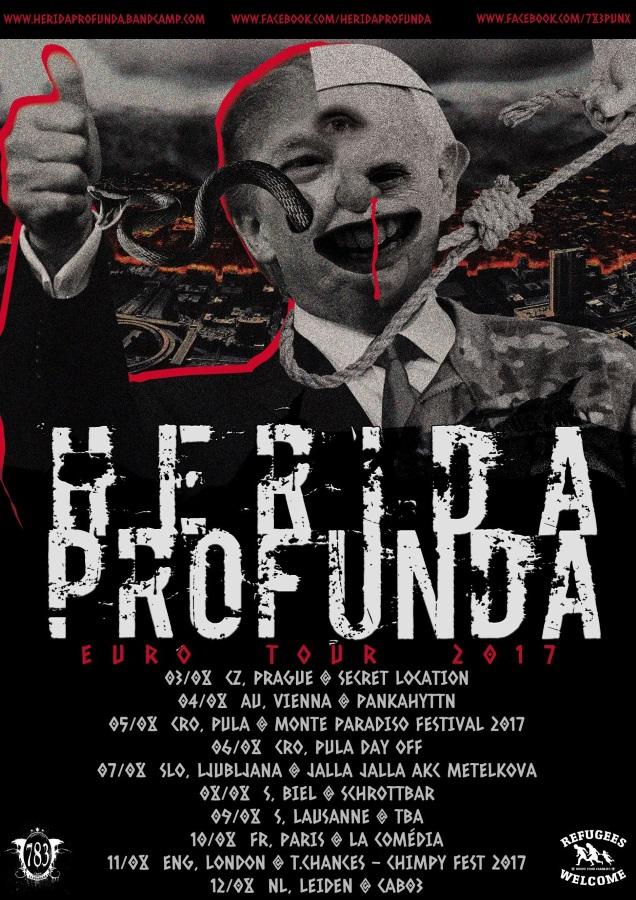 HERIDA PROFUNDA live!