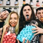 MILK TEETH! band