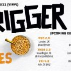 NO TRIGGER new EP
