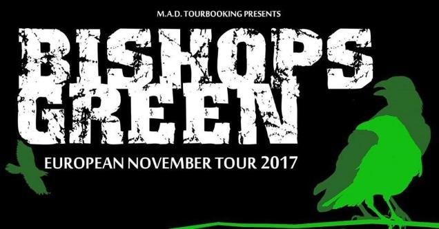 BISHOPS GREEN tour