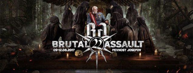 BRUTAL ASSAULT logo