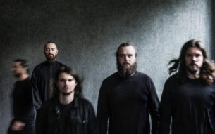 "Post metal maestros AMENRA unveil evocative video for ""Children Of The Eye"""