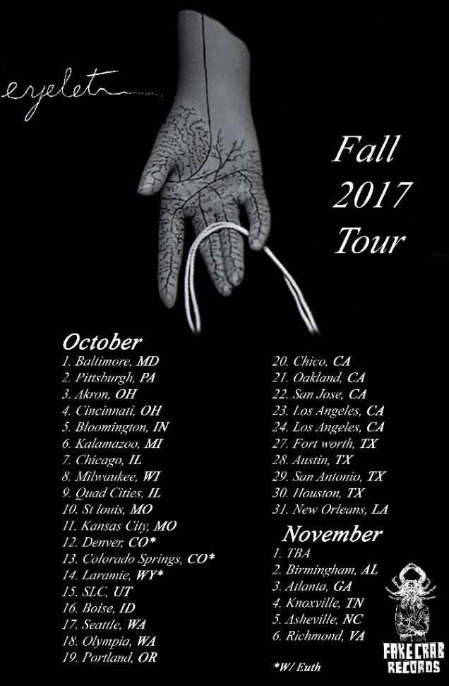 EYELET tour