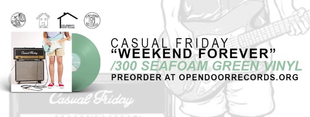 CASUAL FRIDAY promo