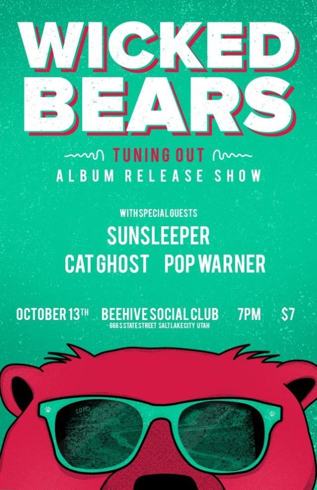 WICKED BEARS show