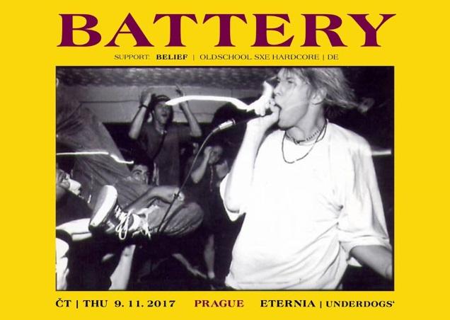 BATTERY Prague