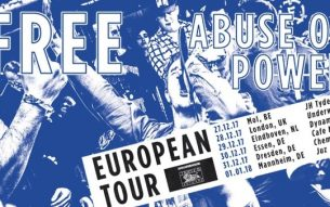 FREE (members of HAVE HEART) touring Europe with ABUSE OF POWER!