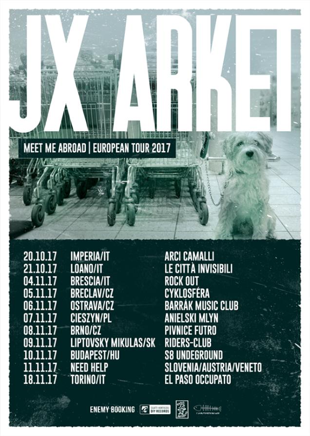 JX ARKET band!