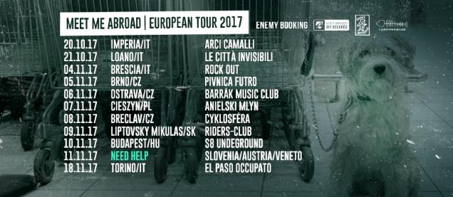 JC ARKET first European tour