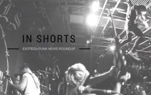 IN SHORTS #23 📢 Mid-November News Roundup: NAILS, AMENRA, SNAPCASE, GODFLESH, LAGWAGON, CITY OF CATERPILLAR, & more!